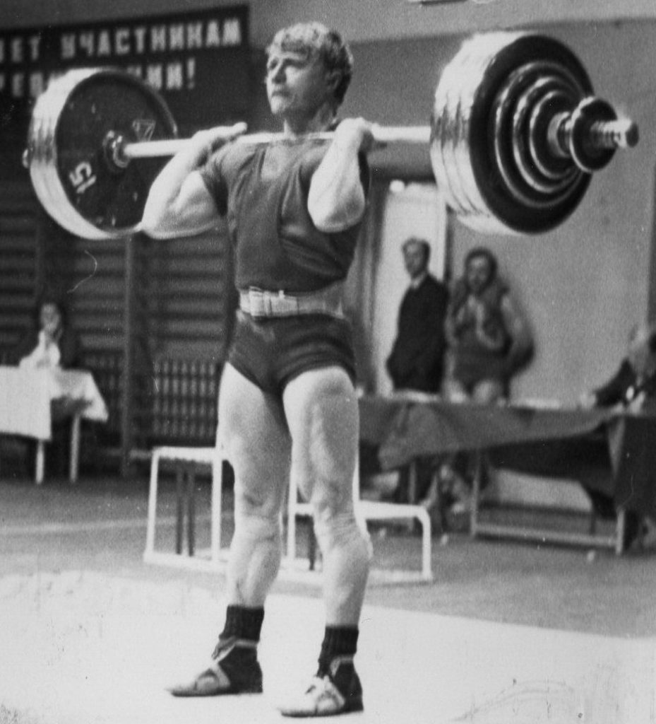 My training plan 1972 — 1974 y.